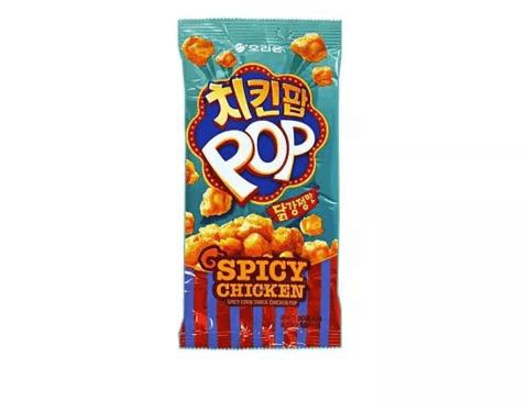 치킨팝 과자가 단종된 이유(feat. 지식인)