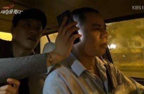 택시기사 인생 중 가장 섬뜩했을 시간.jpg