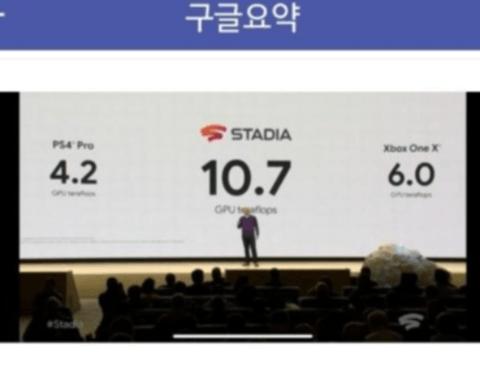 겜돌이들 난리...구글 신기술 스타디아 발표 요약.jpg