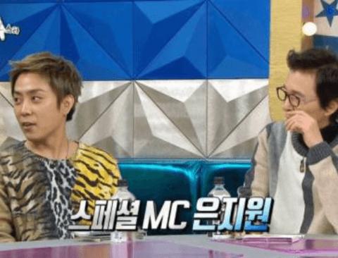 갈수록 소박해지는 젝키멤버들 언급하는 김구라