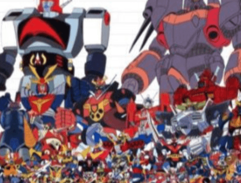 역대 거대 로봇들의 크기를 비교해 보았다.jpg