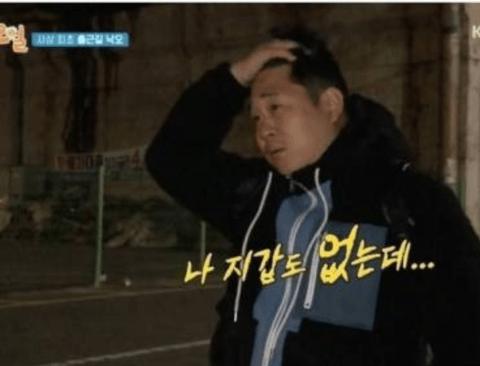 KBS예능 대상 수상자의 프로정신
