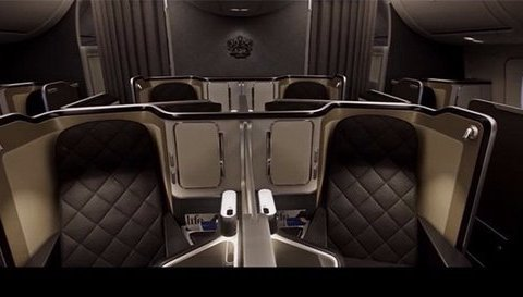 꿈의 좌석, 세계 항공사 퍼스트클래스 순위 9