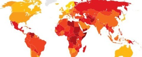 국가 청렴도 1위 덴마크&뉴질랜드, 한국은 몇 위?