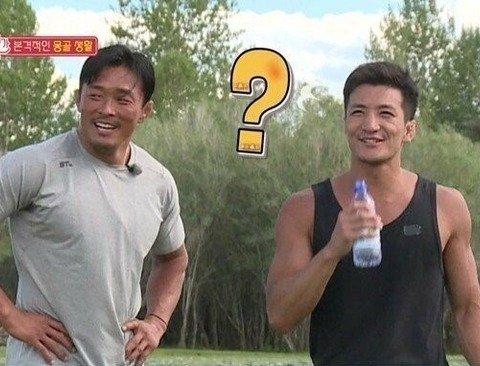 (스압)피지컬 장난아닌 몽골남자들의 클라쓰