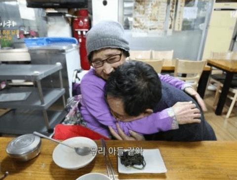[스압] 오랜만에 엄마 만난 것 같다는 궁예
