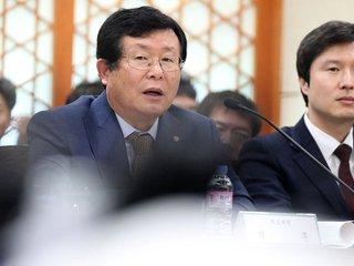 """위성정당 꼼수 '비례한국당' 공식 거론...설훈 """"국민한테 장난치겠다는 것"""""""