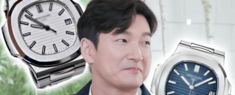 '2위 2,400만원' 연예계 시계덕후 조승우의 컬렉션 10pick