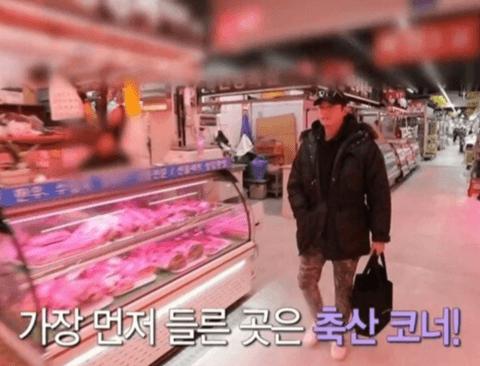 [스압] 요리가 취미인 배우의 족발덮밥 레시피