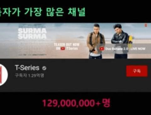 [스압]유튜브 세계기록 정리