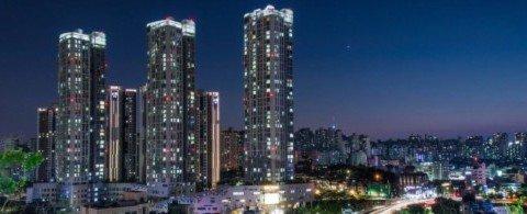 우리나라 사람들이 가장 살고 싶다고 말하는 아파트 브랜드 TOP 5