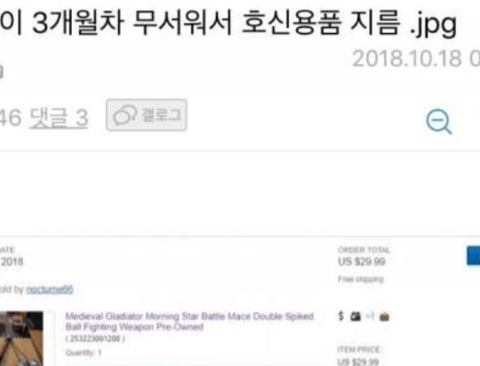 편돌이 3개월차의 흔한 호신용품.jpg