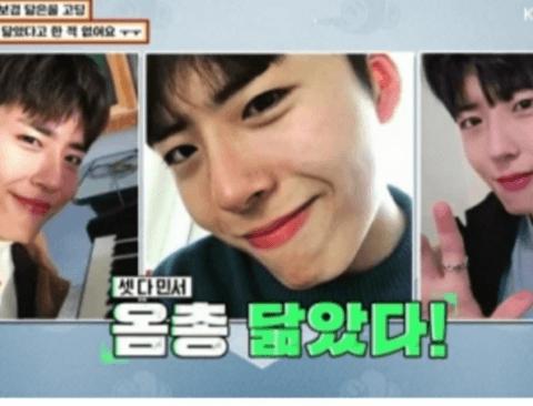 박보검 닮은 남자가 진짜 닮은거.jpg