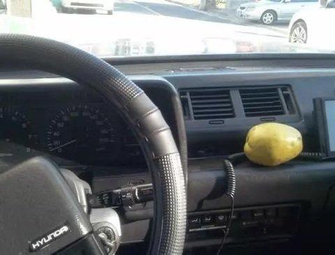 그때 그 시절 운전자들의 필수품 .jpg