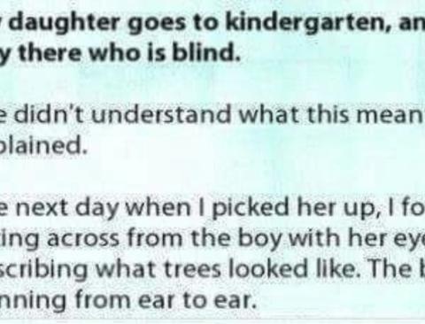 딸은 시각장애가 뭔지 몰랐어.jpg