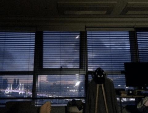 태풍와서 쫄린다는 마린시티 디시인