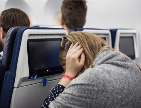비행기 귀통증(항공성 중이염) 초간단 대처법 5가지