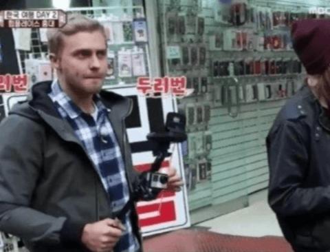 외국인 여행자들이 한국의 거리에서 이상하다고 생각하는 것