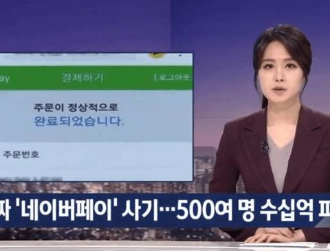 [스압] 가짜 네이버페이 사기에 수십억 피해