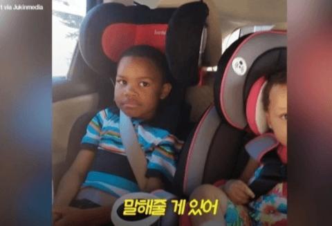 엄마 임신소식 들은 5살 아들의 상상도 못한 반응