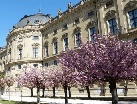 따뜻한 봄과 유럽감성의 콜라보, 심쿵하게할 유럽 벚꽃 명소 BEST 5