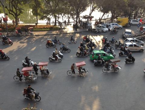 베트남 자유여행 전 체크해야할 필수 정보, 베트남 교통수단 BEST 3