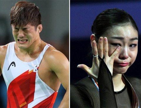 대한민국을 뒤짚은 올림픽 오심판정 TOP5