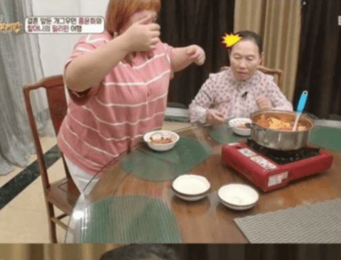 할머니을 위한  손녀표 특미 떡볶이 ( feat. 토마토 )