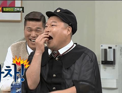 무심결에 본심이 튀어나온 강호동 (feat. 트와이스)