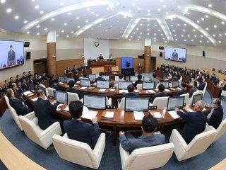 제89회 창원시의회 제2차 정례회 개회...다음달 20일까지