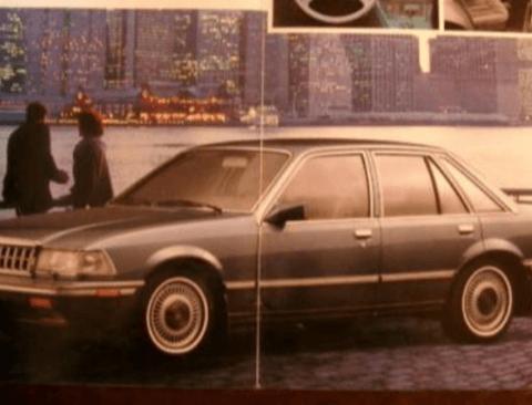 70-80년대 자동차 흔한 옵션 수준