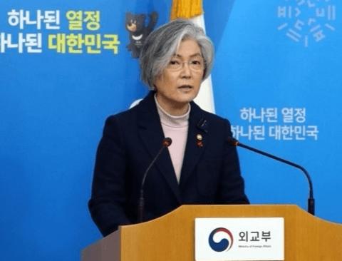 강경화 장관, '10억엔' 우리 예산으로 충당...위안부 합의 재협상 안해