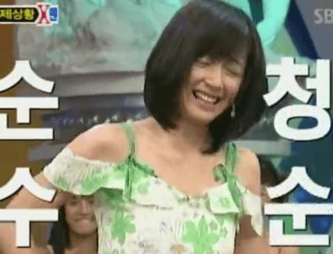 [스압] 오글오글 자막 맛집 X맨 댄스 신고식
