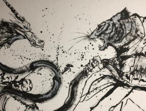 붓으로 그림 그리는 고등학생.jpg