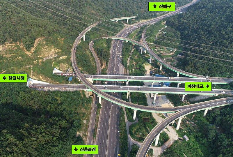 국대도2-25호선 양곡IC 교차로 개선 사업 시행(건설도로과).jpg