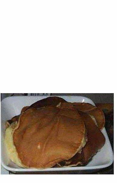 23 강화된 두꺼운 가죽 핫케이크