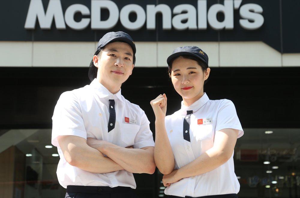 [사진]맥도날드는 올해 대대적인 정규직 직원 채용에 나선다.JPG