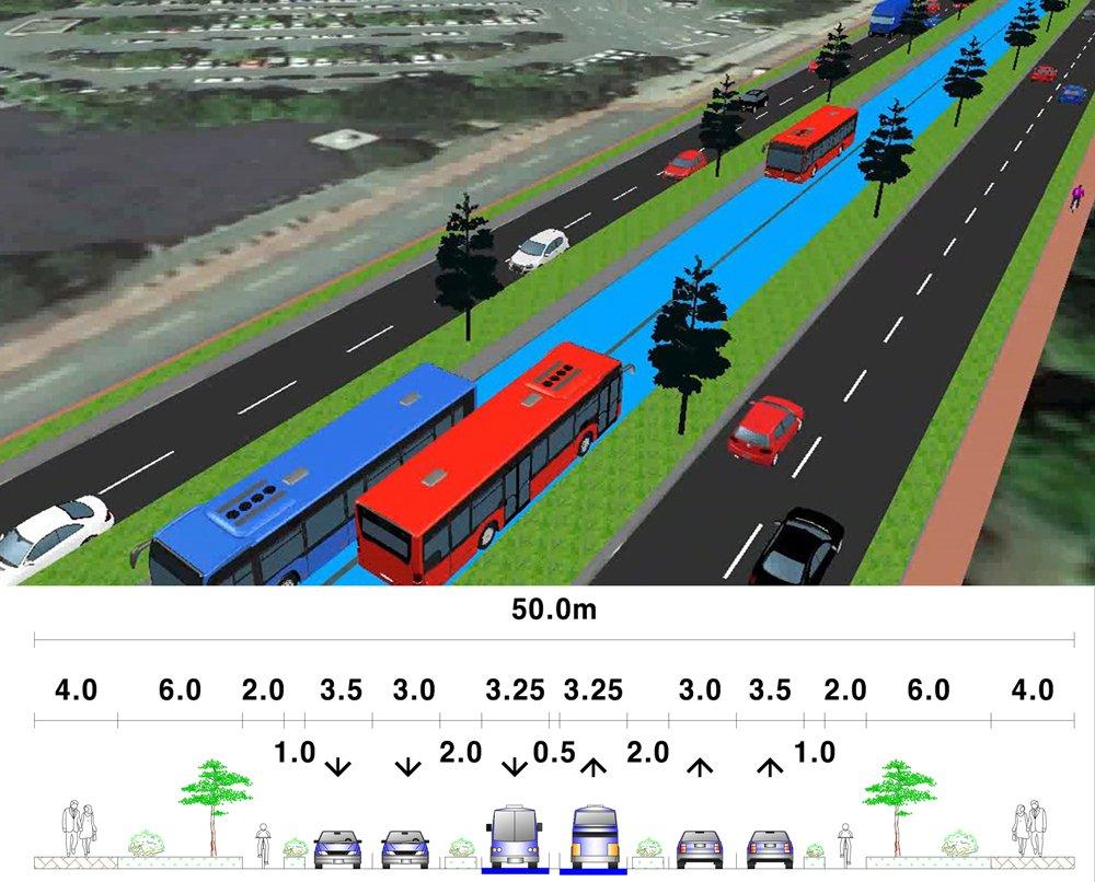 창원시 고급 간선급행버스체계(Super-BRT) 시범사업에 선정 (개선BRT).jpg