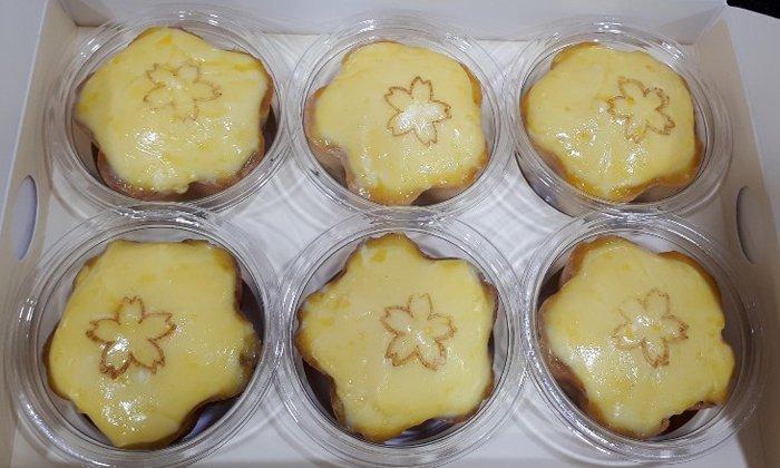 창원시 특산물 - 벚꽃크림치즈타르트1.jpg